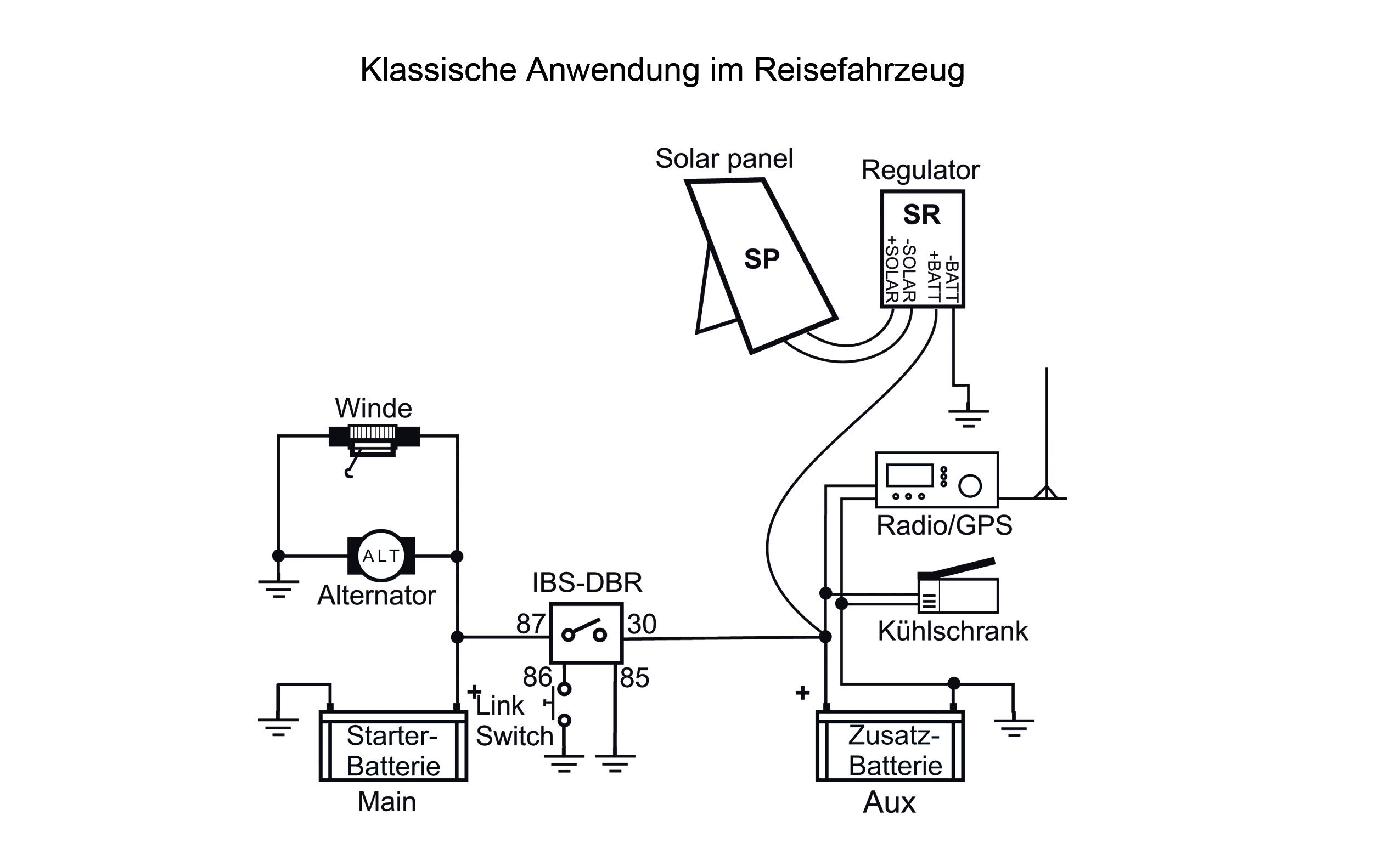 Großartig 4 Draht Relais Diagramm Fotos - Die Besten Elektrischen ...