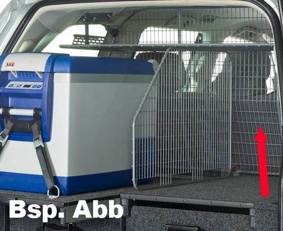 Outback Cargo Barrier Nissan Patrol Gu Y61