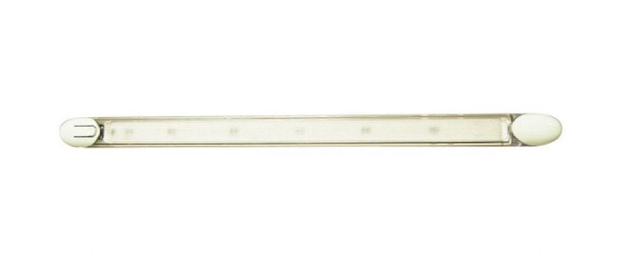 LED Lichtleiste 50cm 12V/24V, mit schalter, 18 SMD LEDs, 1200 Lumen ...
