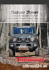 Suzuki Jimny Zubehör