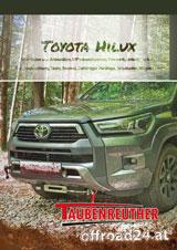 Toyota Hilux Zubehör