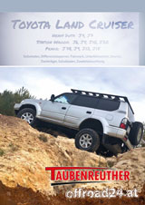 Toyota Land Cruiser Zubehör