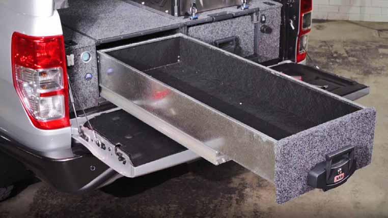 Detailbild zur ARB Wechsellade zur ARB Schubladenküche