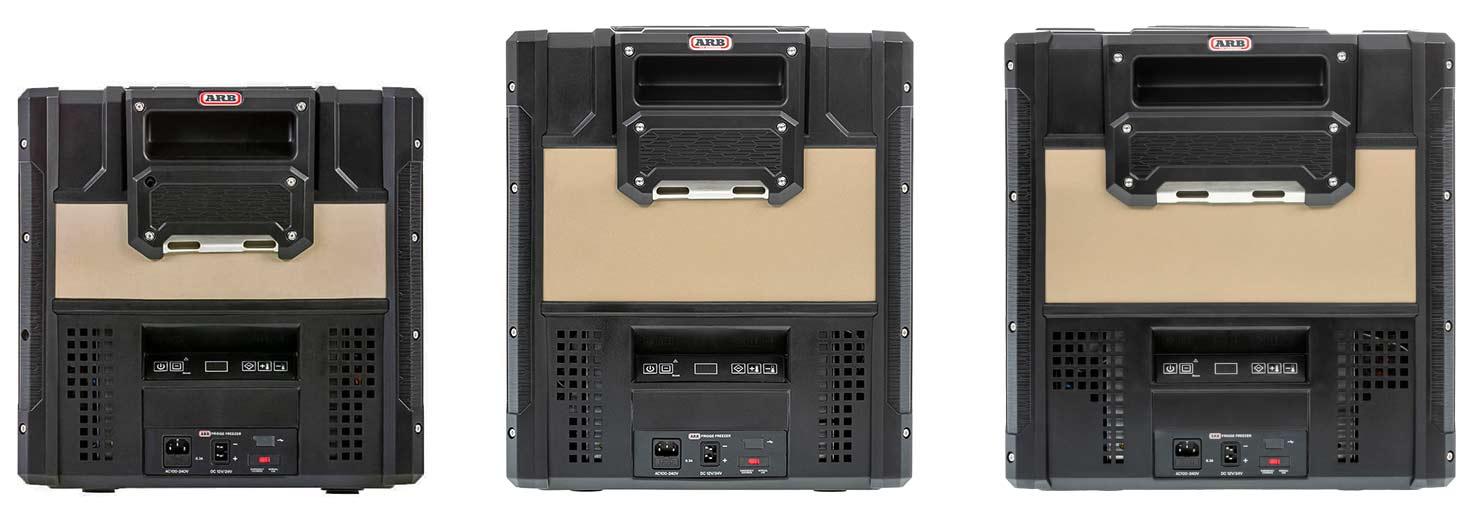 ARB Zero Single Kühlboxen mit 36, 44 und 60 Liter Volumen