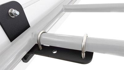 Montagekit für Batwing Compact Markise