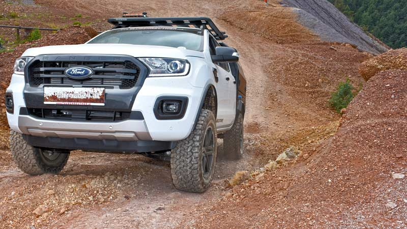 Ford Ranger OME Fahrwerk