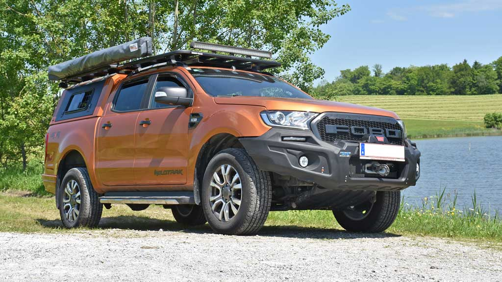 aktueller taubenreuther umbau ford ranger wildtrak. Black Bedroom Furniture Sets. Home Design Ideas