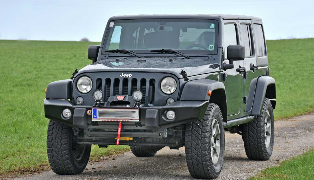 umbaubeispiel: jeep wrangler jk