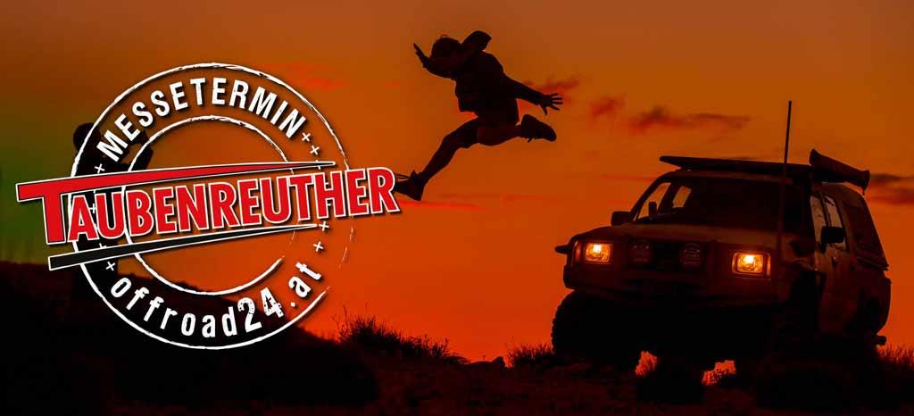 Taubenreuther beim OTA Globetrotter-Rodeo 2021