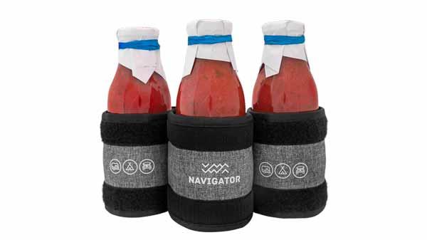 Navigator Schutz für Transport von Glasflaschen