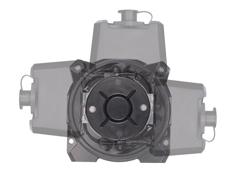 Motor der Serie G2 Seilwinde