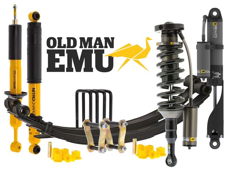 OME Old Man Emu Fahrwerk für Toyota Hilux