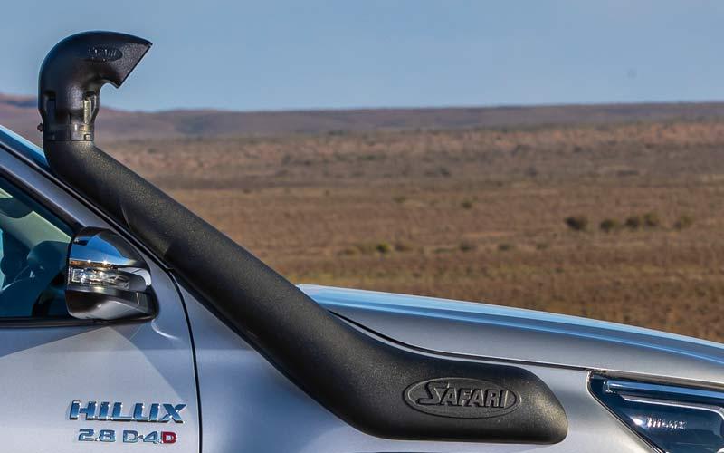 Safari Snorkel für Toyota Hilux