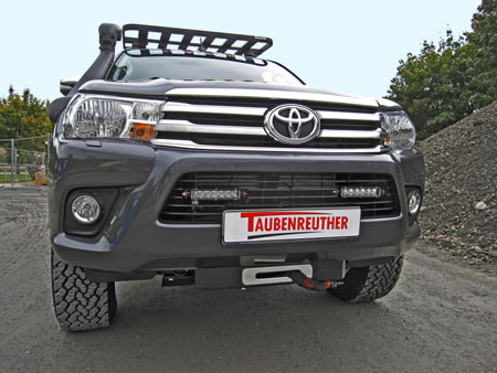 prospekt f r toyota hilux. Black Bedroom Furniture Sets. Home Design Ideas