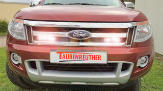 OSRAM LEDs am Ford Ranger
