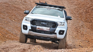 Ford Ranger Umbaubeispiel 2