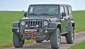 Jeep Wrangler Umbaubeispiel 1