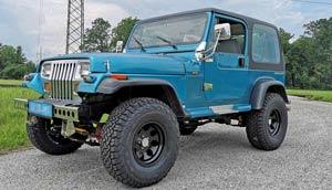 Jeep Wrangler Umbaubeispiel 3