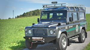 Land Rover Umbaubeispiel 1
