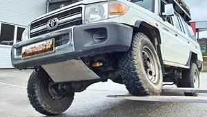 Toyota Land Cruiser Umbaubeispiel 6