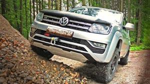 VW Amarok Umbaubeispiel 4